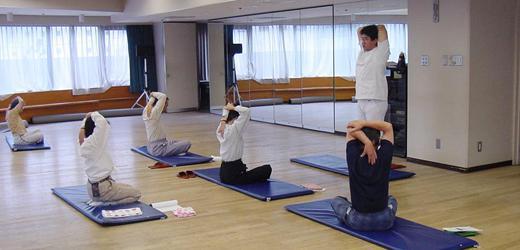 整体師が教えるリラックス体操