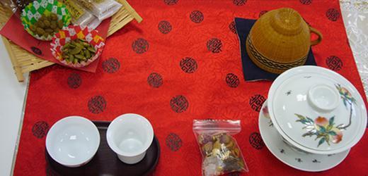 なごみの中国茶