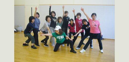 フィット&ダンス・エクササイズ
